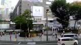 新宿東口駅前ライブカメラと雨雲レーダー/東京都新宿区
