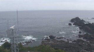 熊野灘・潮岬灯台 ライブカメラと雨雲レーダー/和歌山県串本町