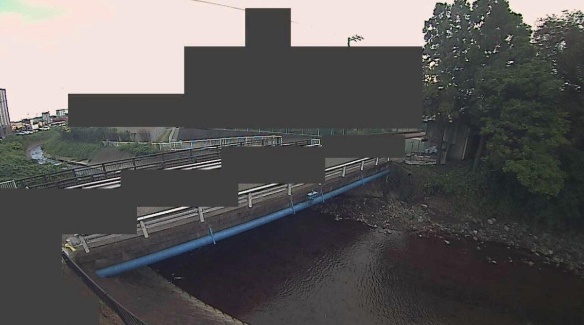 鈴川・向原橋ライブカメラと雨雲レーダー/神奈川県伊勢原市神戸