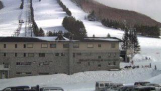 高天ヶ原マンモススキー場 ライブカメラと雨雲レーダー/長野県山ノ内町