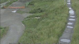 多摩川 ライブカメラ(戸手樋管)と雨雲レーダー/神奈川県川崎市