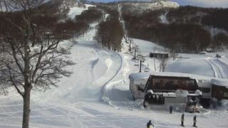 たんばらスキーパーク ライブカメラと雨雲レーダー/群馬県沼田市