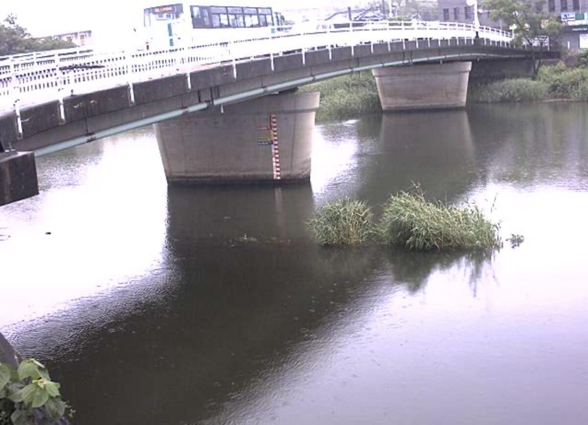 多々良川・多々良橋 ライブカメラと雨雲レーダー/福岡県福岡市東区