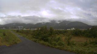 天竜川・春近大橋上流ライブカメラと雨雲レーダー/長野県伊那市東春近