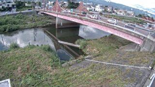 天竜川・湊ライブカメラと雨雲レーダー/長野県岡谷市