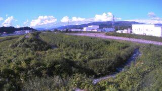 天竜川・大泉川合流点ライブカメラと雨雲レーダー/長野県伊那市福島