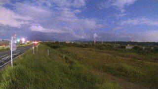 天竜川・竜南ライブカメラと雨雲レーダー/静岡県浜松市浜北区