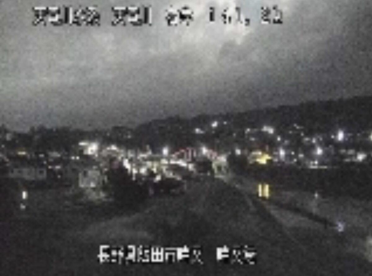 天竜川・時又港ライブカメラと雨雲レーダー/長野県飯田市嶋