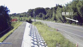 都幾川・葛袋 右岸6.2kpライブカメラと雨雲レーダー/埼玉県東松山市葛袋