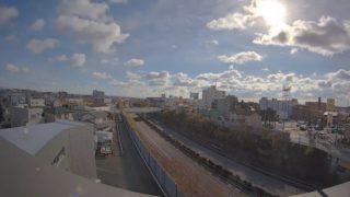 東名高速 浜松付近 ライブカメラと雨雲レーダー/静岡県浜松市