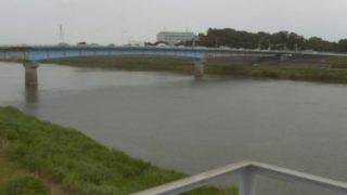 利根川 ライブカメラ(布川)と雨雲レーダー/千葉県我孫子市