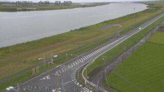 利根川・小見川ライブカメラと雨雲レーダー/千葉県香取市