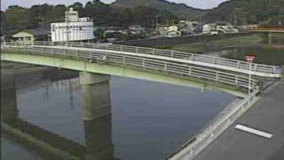 坪井川・天満橋ライブカメラと雨雲レーダー/熊本県熊本市西区