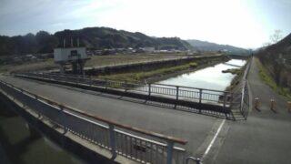 宇治川・是友ライブカメラと雨雲レーダー/高知県いの町
