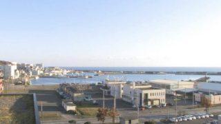 浦河 ライブカメラ(STV)と気象レーダー/北海道浦河町