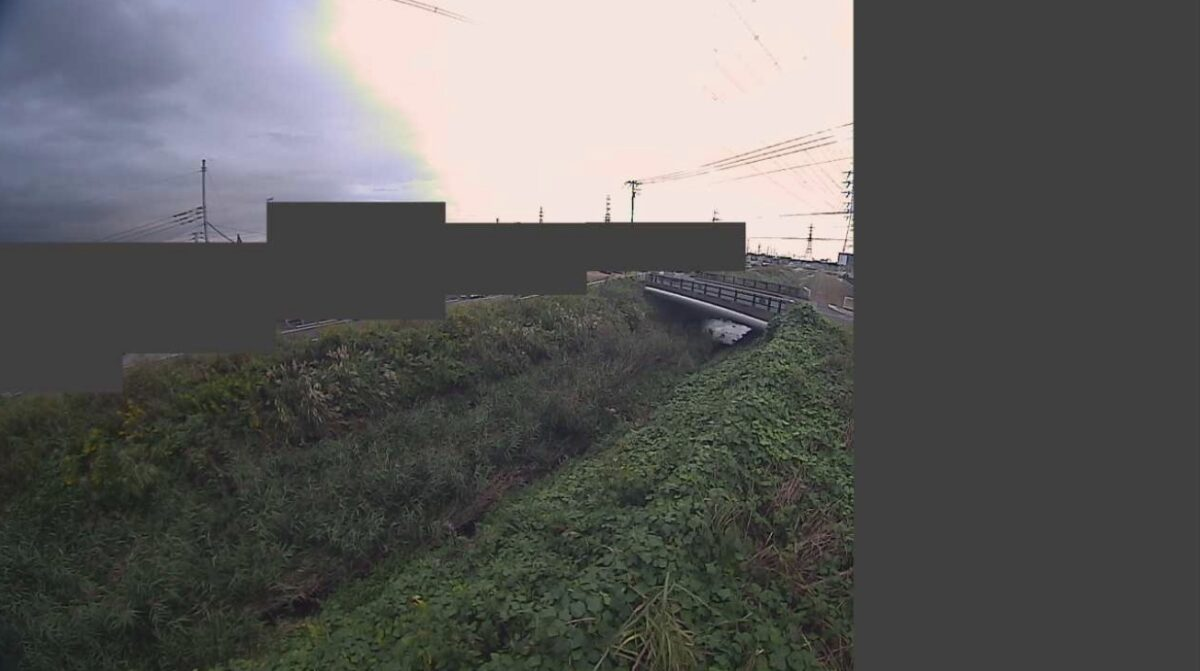 歌川・歌川橋ライブカメラと雨雲レーダー/神奈川県伊勢原市下糟屋