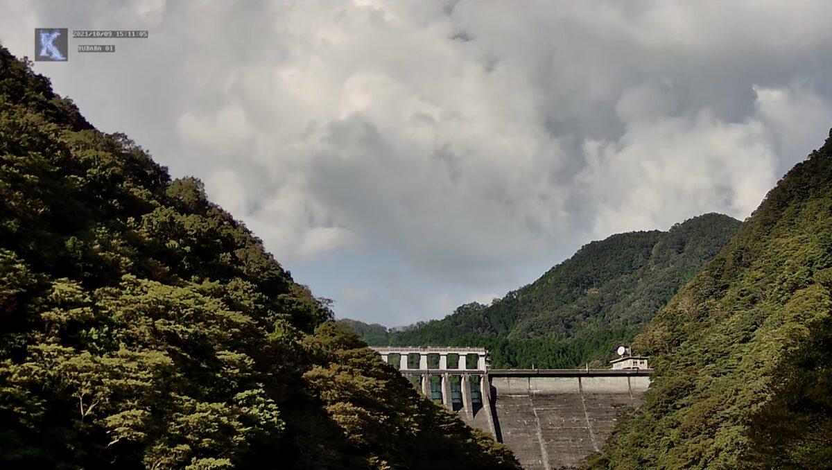 湯原ダム ライブカメラと雨雲レーダー/岡山県真庭市湯原温泉