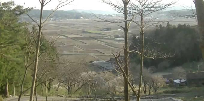 あかりテラスのライブカメラと雨雲レーダー/宮城県蔵王町