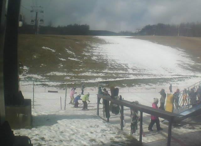 マウントジーンズ那須スキー場のゲレンデライブカメラと雨雲レーダー/栃木県那須町