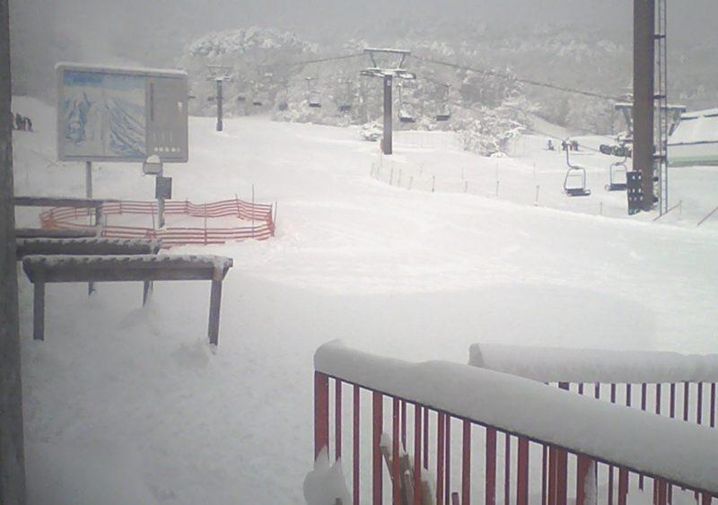 いいづなリゾートスキー場 ライブカメラと雨雲レーダー/長野県飯綱町