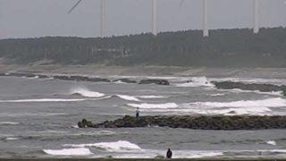 秋田マリーナ ライブカメラと雨雲レーダー/秋田県秋田市