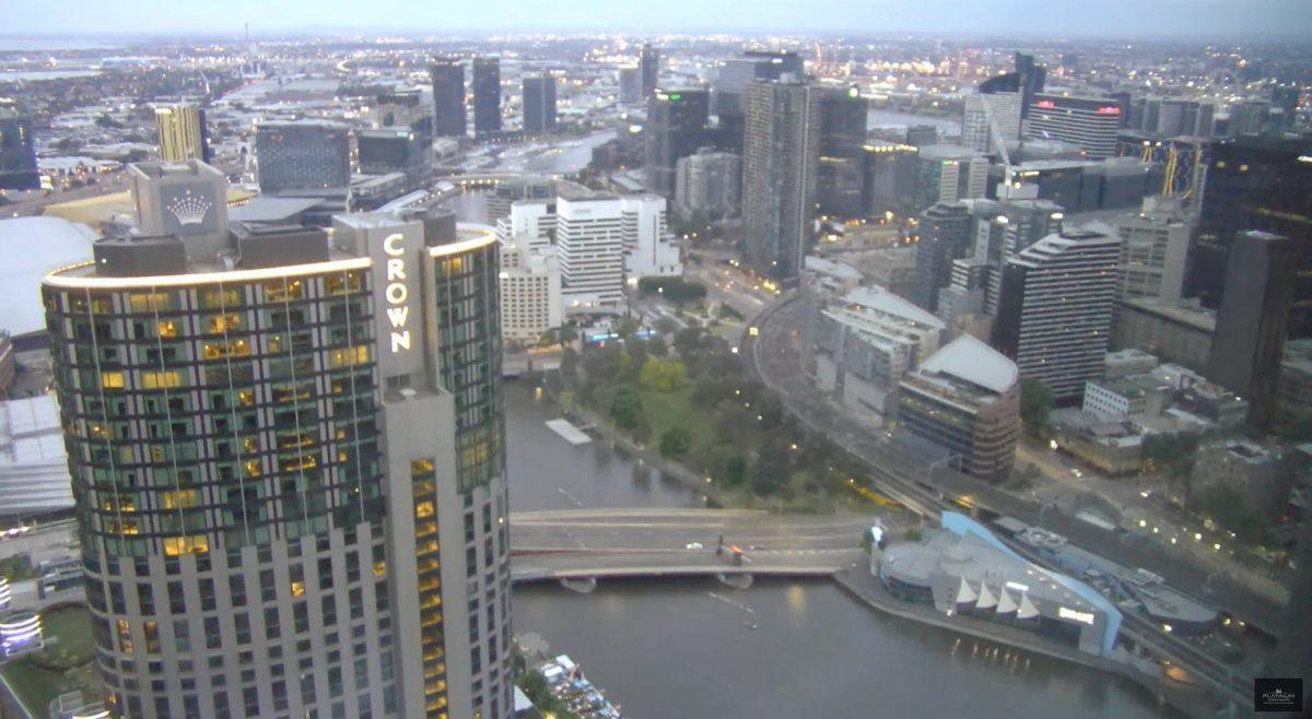 メルボルン ライブカメラ/オーストラリア