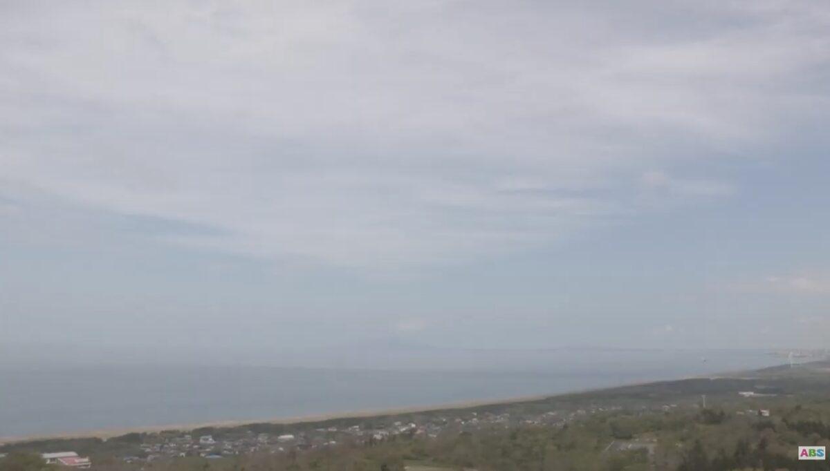 大森山 ライブカメラと雨雲レーダー/秋田県秋田市浜田