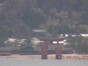 2016年8月11日 宮島水中花火大会とボートレース宮島ライブカメラ