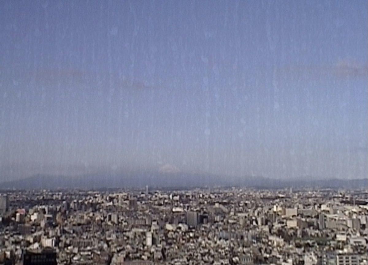 停止中:東京都庁(31階)から見える富士山ライブカメラと雨雲レーダー/東京都新宿