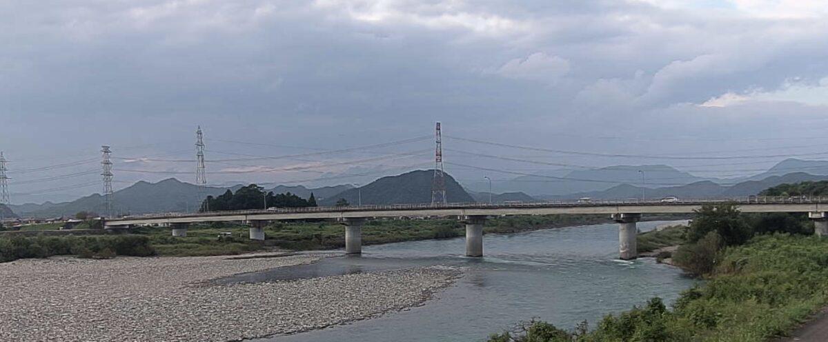 長良川のライブカメラ一覧・雨雲レーダー・天気予報