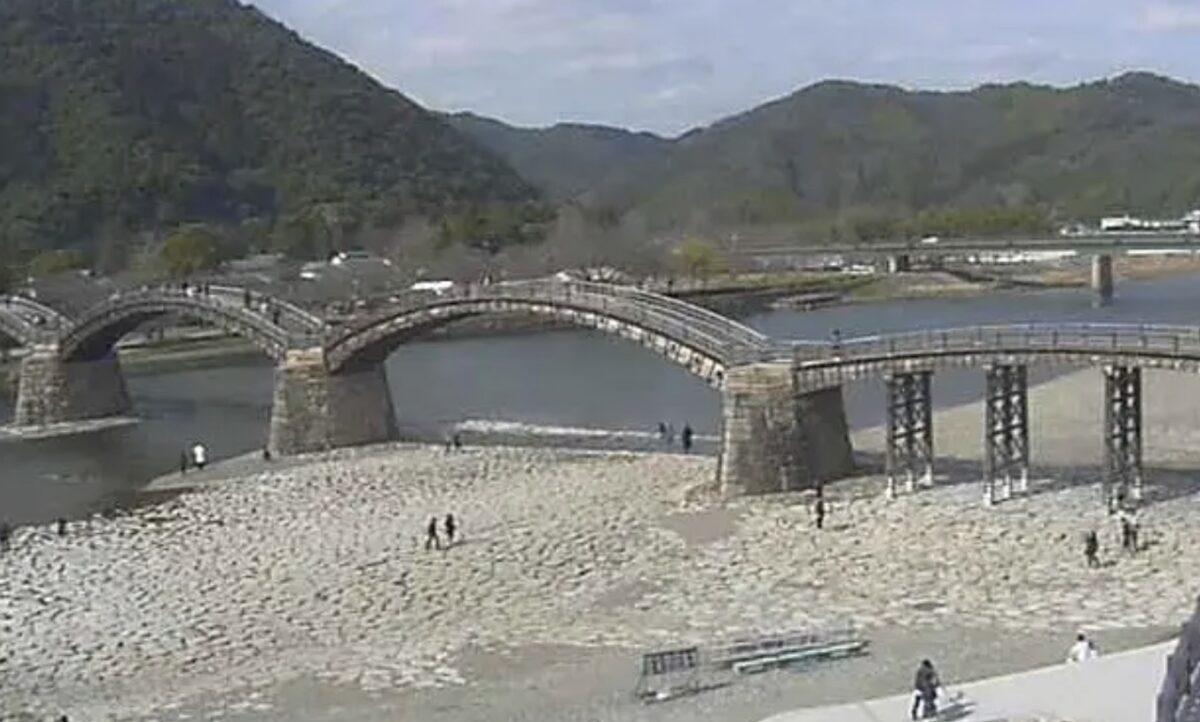 錦川のライブカメラ一覧・雨雲レーダー・天気予報