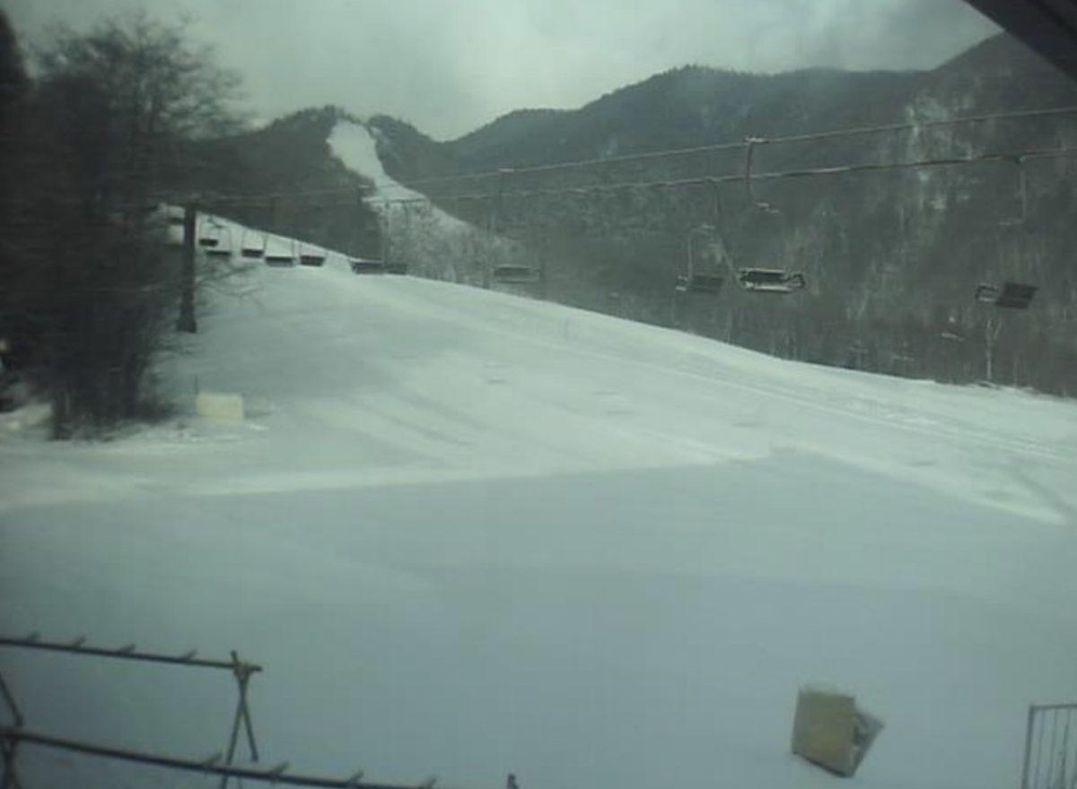 Mt.乗鞍スノーリゾート ライブカメラ(スキー場)と気象レーダー/長野県松本市