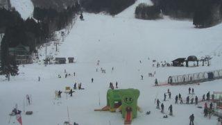 野沢温泉スキー場 ライブカメラと雨雲レーダー/長野県野沢温泉村