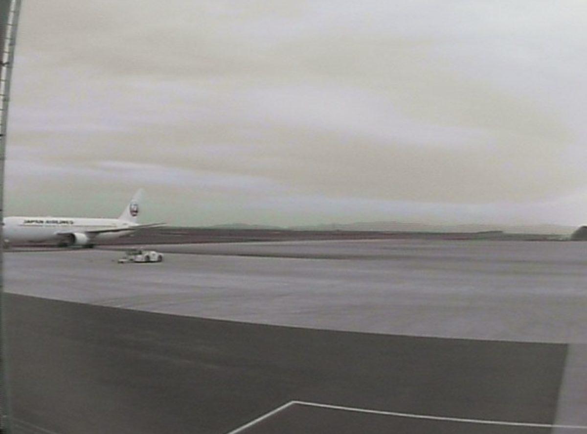 大分空港 ライブカメラと雨雲レーダー/大分県国東市