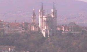 リヨン歴史地区ライブカメラ/フランス