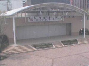 福岡県(久留米市):六角堂広場のWebカメラ