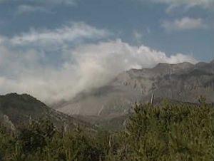 停止中:桜島観測所ライブカメラと雨雲レーダー/鹿児島県黒神町