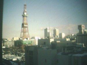 北海道(中央区):さっぽろTV塔ライブカメラのWebカメラ
