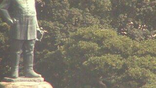 HOTEL&RESIDENCE NANSHUKAN から見える西郷どんライブカメラと雨雲レーダー/鹿児島県鹿児島市