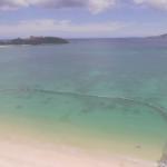 喜瀬ビーチパレスの海ライブカメラ