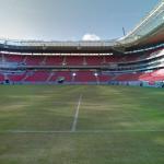2014 FIFAワールドカップの会場の1つ「アレナ・ペルナンブコ競技場」ストリートビュー
