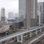 汐留 鉄道ライブカメラ