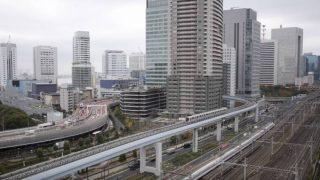 汐留 鉄道ライブカメラと雨雲レーダー/東京都港区