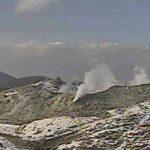 霧島山(新燃岳、硫黄山、韓国岳)ライブカメラ