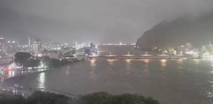 停止中:長良川特設ライブカメラ(ウェザーニュース大雨情報)と雨雲レーダー/岐阜市