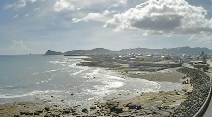 鹿児島県枕崎市 枕崎市岩戸の海ライブカメラと雨雲レーダー