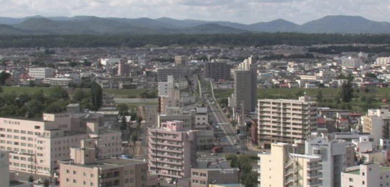 旭川 ライブカメラ(HBC)と雨雲レーダー/北海道旭川市