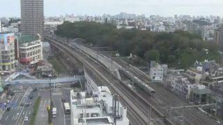 王子駅・飛鳥山公園 ライブカメラと雨雲レーダー/東京都北区王子