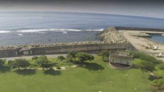 沖永良部島 ライブカメラ(おきえらぶフローラルホテル)と雨雲レーダー/鹿児島県知名町