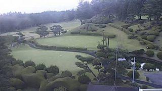 富士グリーンヒルゴルフコースライブカメラと雨雲レーダー/静岡県小山町